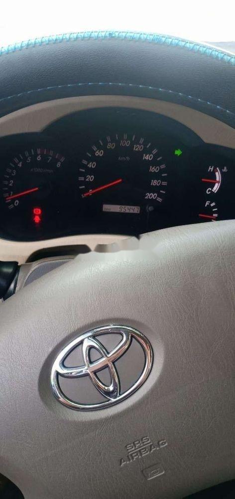 Bán Toyota Innova đời 2006, màu bạc, xe nhập, giá chỉ 285 triệu (9)