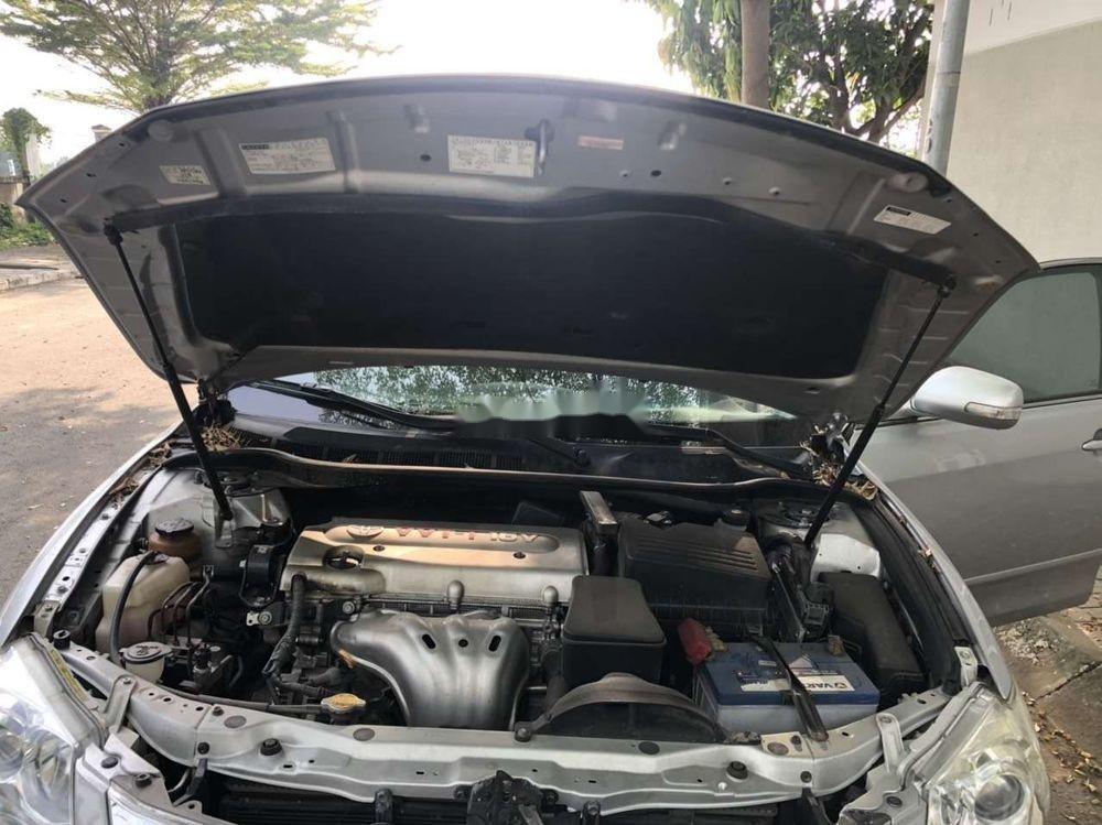 Bán xe Toyota Camry 2009, màu bạc, nhập khẩu xe gia đình (8)