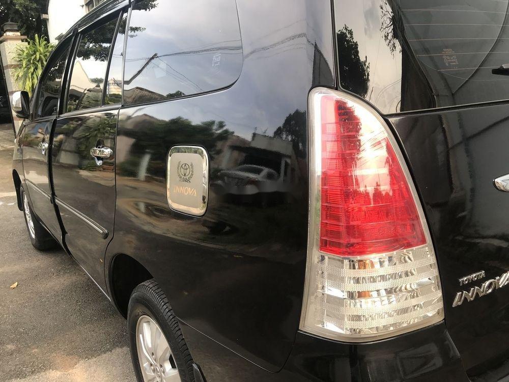 Cần bán xe cũ Toyota Innova 2011, màu đen (2)