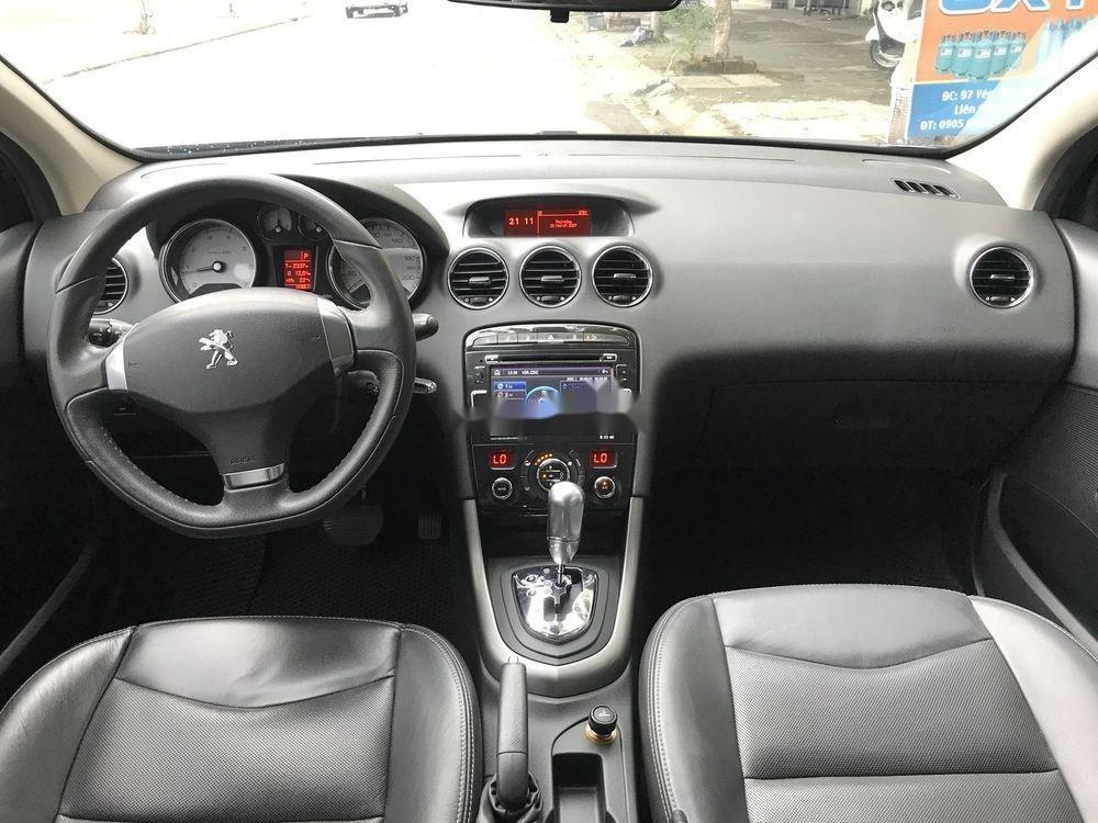 Bán xe Peugeot 408 2014, màu đen xe gia đình, giá 460tr (7)