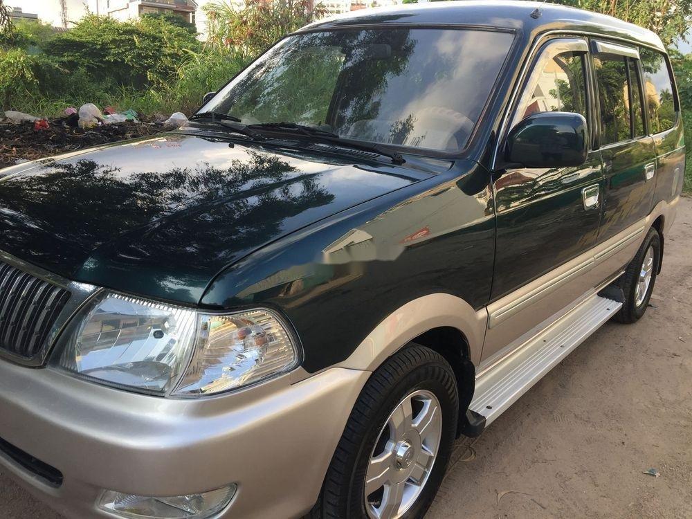 Cần bán xe Toyota Zace đời 2005 giá cạnh tranh (7)