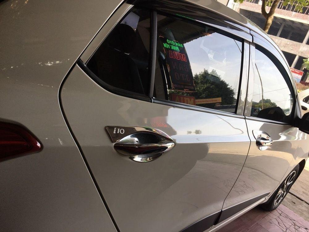 Bán Hyundai Grand i10 2018, màu trắng, 338tr (4)