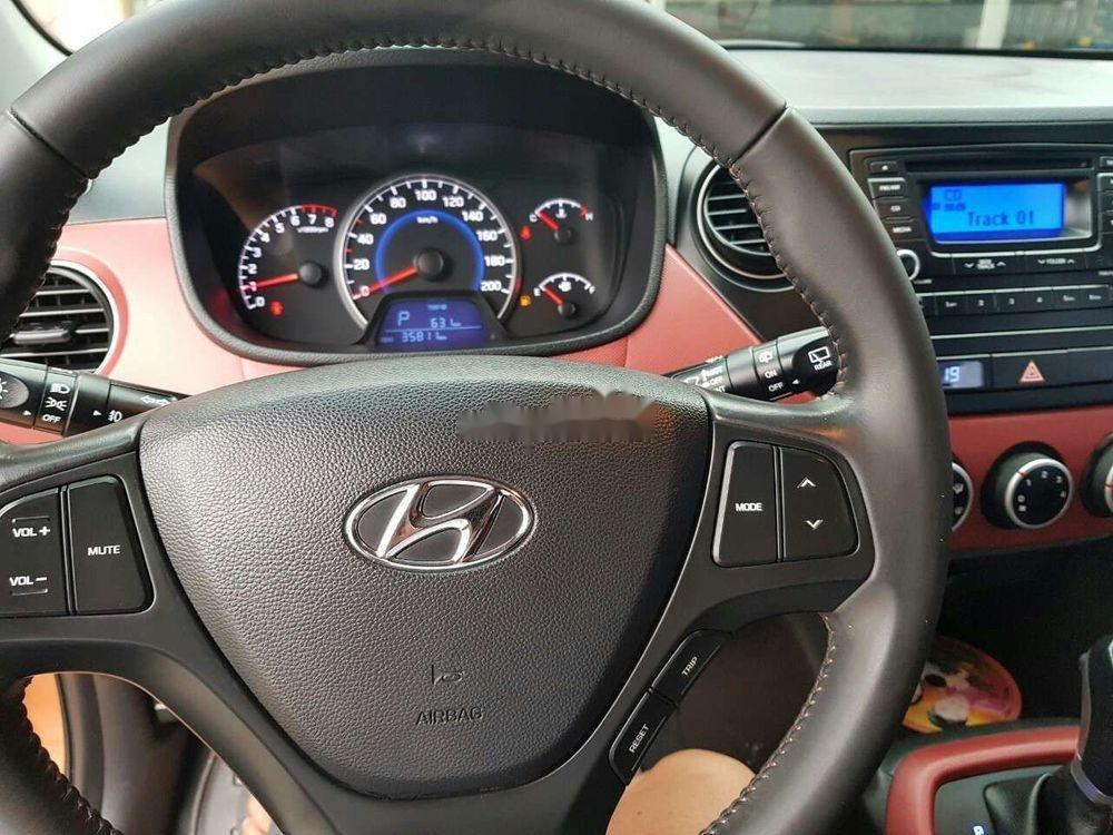 Bán Hyundai Grand i10 năm sản xuất 2016, nhập khẩu, chính chủ, 375 triệu (6)