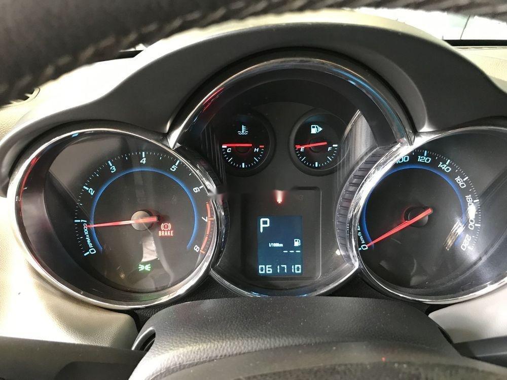 Bán Chevrolet Cruze LTZ 1.8 AT sản xuất 2014, màu đen còn mới giá cạnh tranh (7)
