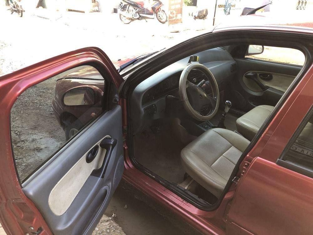 Bán Fiat Siena đời 2002, màu đỏ chính chủ, xe nguyên bản đẹp (5)