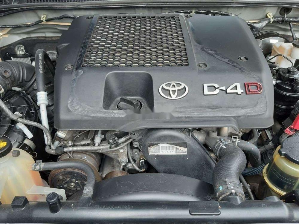 Cần bán xe Toyota Fortuner năm sản xuất 2015, màu bạc, nhập khẩu nguyên chiếc chính hãng (5)