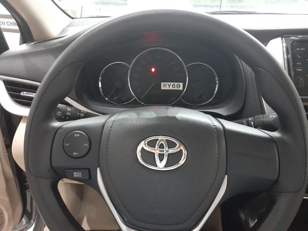 Bán xe Toyota Vios đời 2019, màu bạc, số tự động (5)