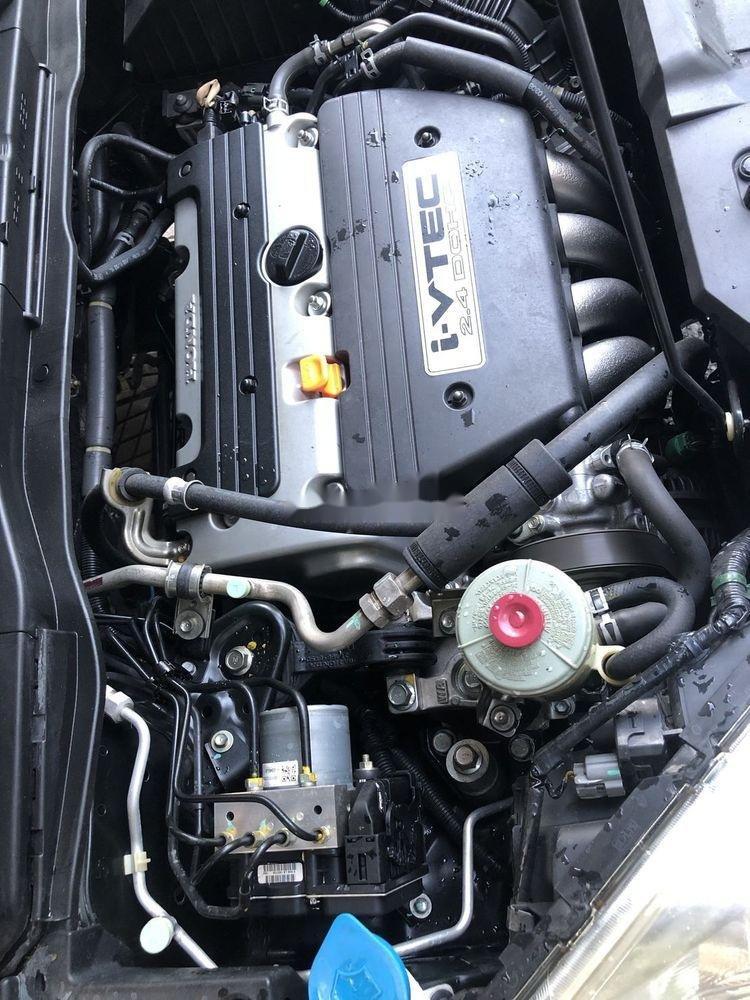 Bán Honda CR V đời 2009, màu đen (5)