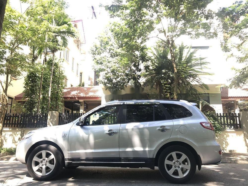 Cần bán Hyundai Santa Fe đời 2007, màu bạc, nhập khẩu chính hãng (3)