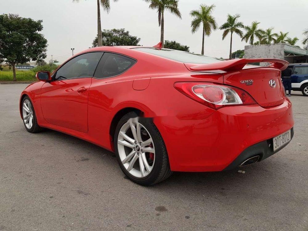 Bán ô tô Hyundai Genesis đời 2009, màu đỏ, xe nhập chính hãng (7)
