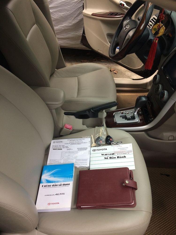 Bán Toyota Corolla Altis 1.8G AT đời 2011, giá tốt (12)