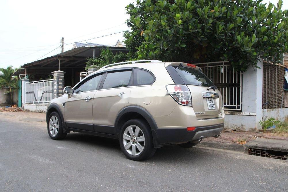 Bán Chevrolet Captiva đời 2009, giá tốt, xe nguyên bản (4)