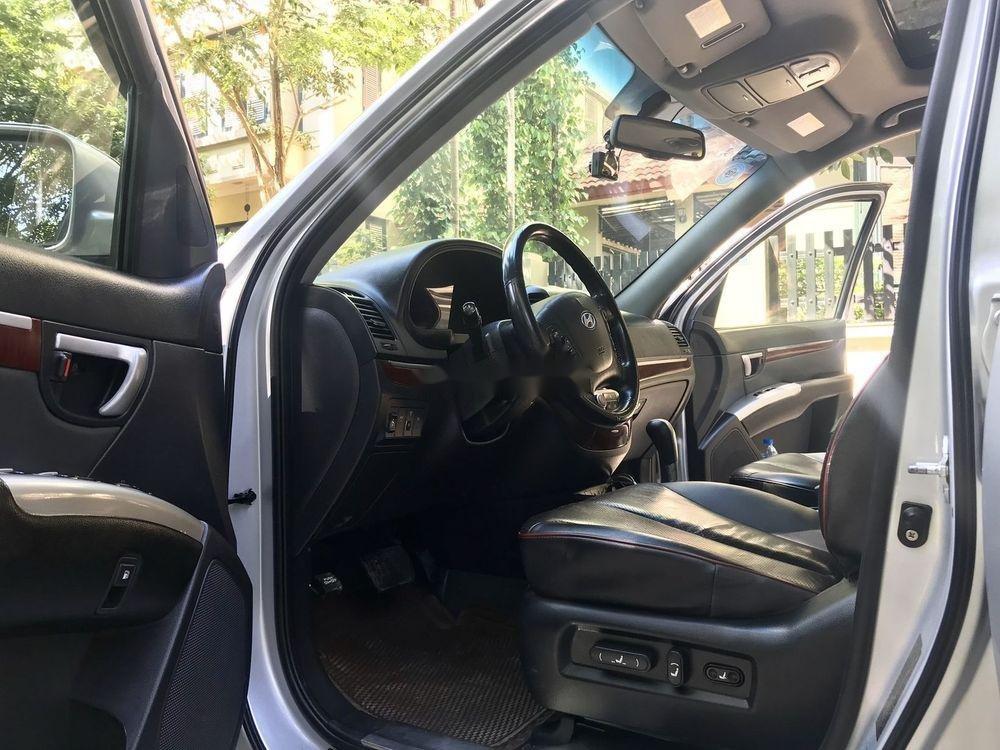 Cần bán Hyundai Santa Fe đời 2007, màu bạc, nhập khẩu chính hãng (6)