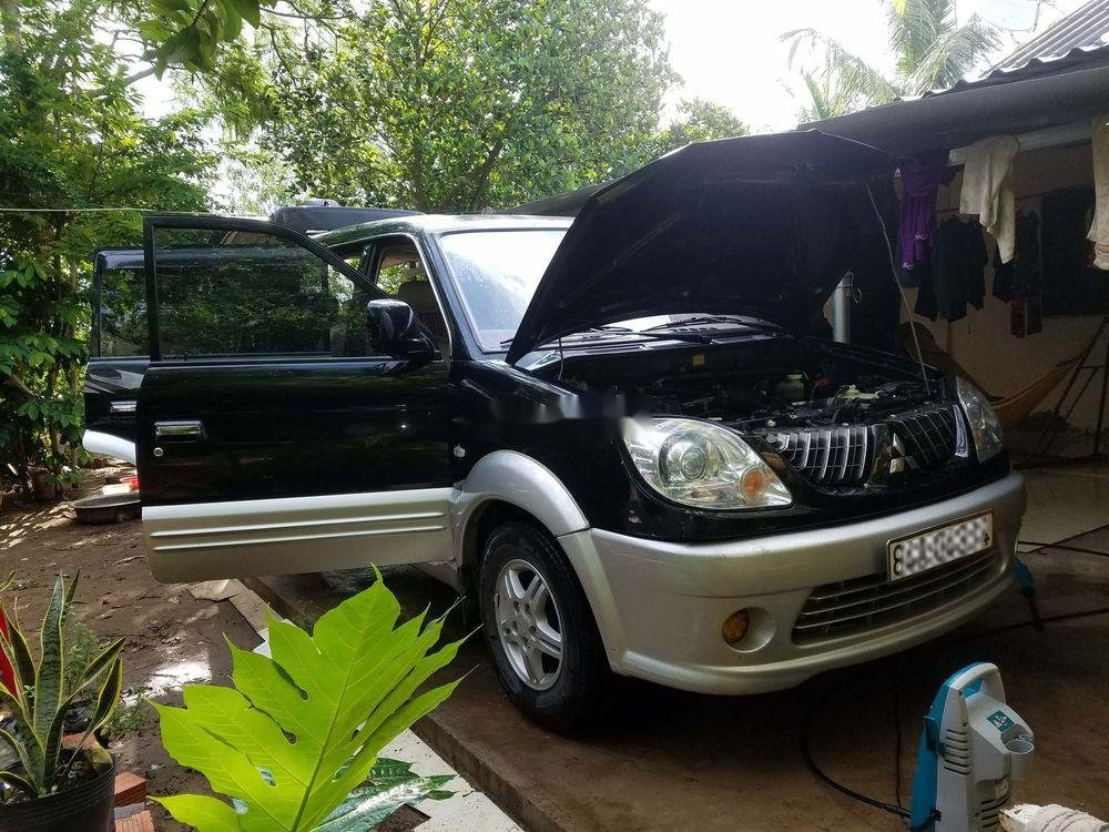 Bán xe Mitsubishi Jolie SS đời 2005, màu đen, nhập khẩu nguyên chiếc, giá tốt (6)