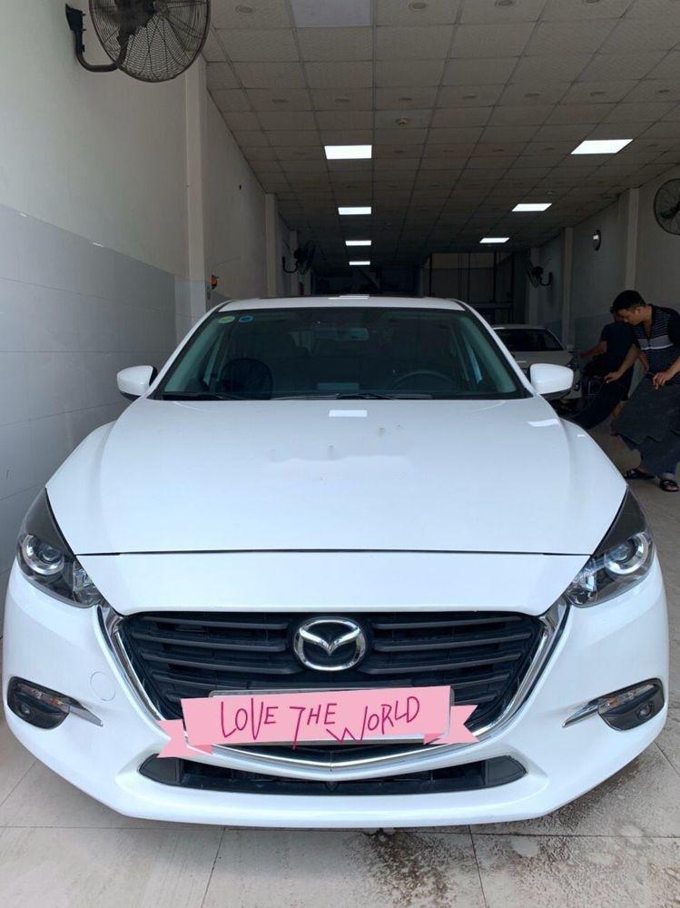 Bán xe Mazda 3 sản xuất năm 2017, màu trắng (2)