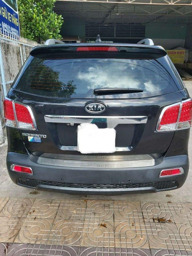 Bán Kia Sorento AT sản xuất 2012, màu đen xe gia đình, giá chỉ 498 triệu (5)