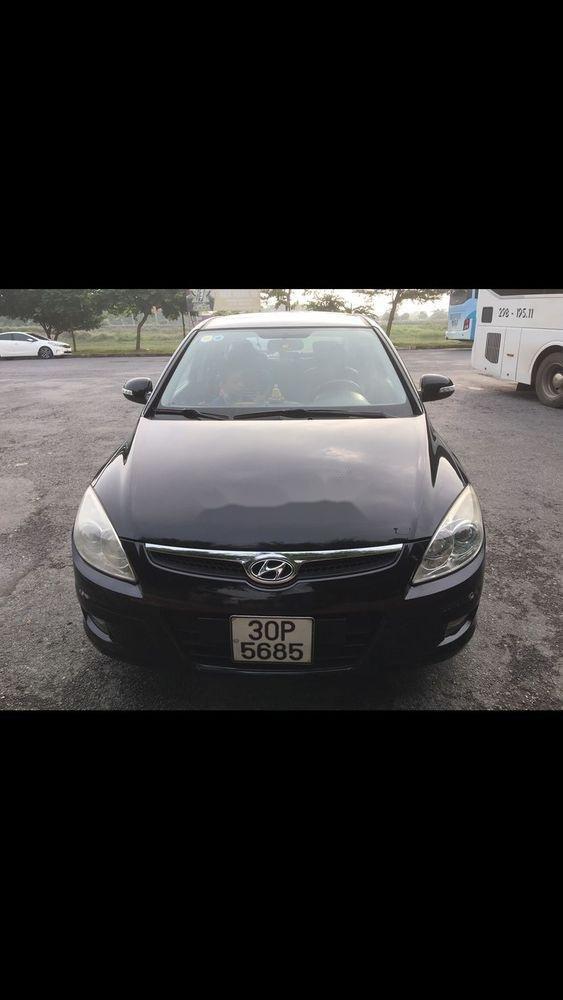 Cần bán Hyundai i30 năm sản xuất 2010, màu đen, xe nhập số tự động (3)