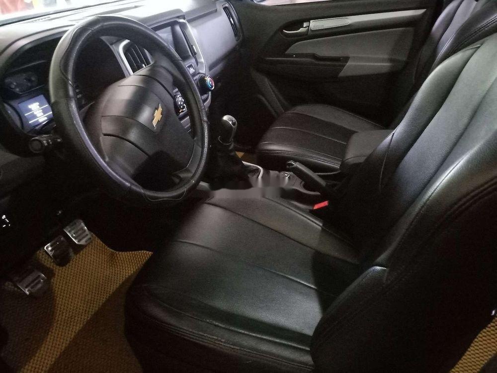Bán Chevrolet Colorado đời 2017, màu đen, xe nhập (2)