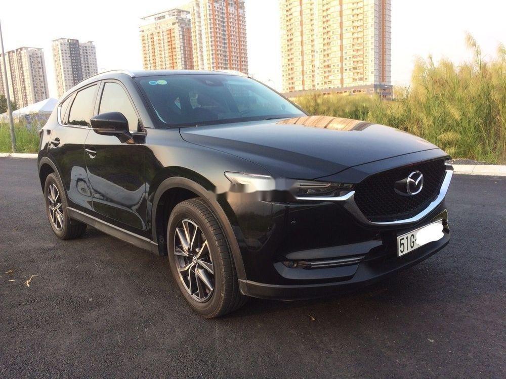 Bán Mazda CX 5 2.5 AT AWD năm sản xuất 2018, màu đen xe gia đình giá cạnh tranh (1)