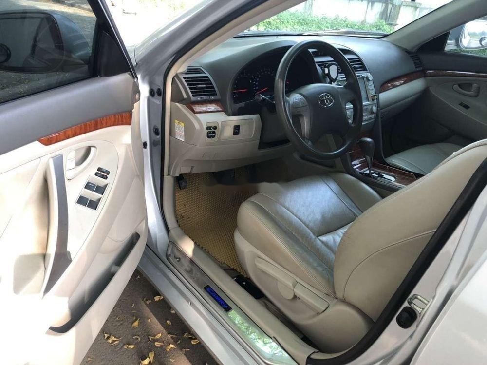 Bán xe Toyota Camry 2009, màu bạc, nhập khẩu xe gia đình (5)