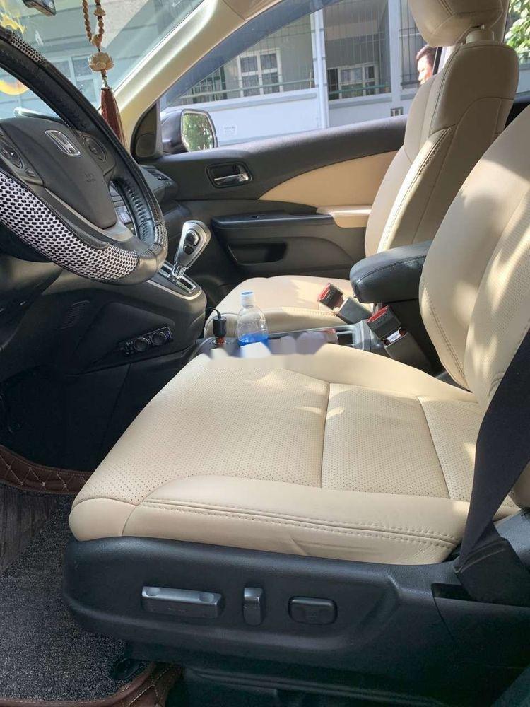 Bán xe cũ Honda CR V 2.4G sản xuất 2016, màu đen, 829tr (6)