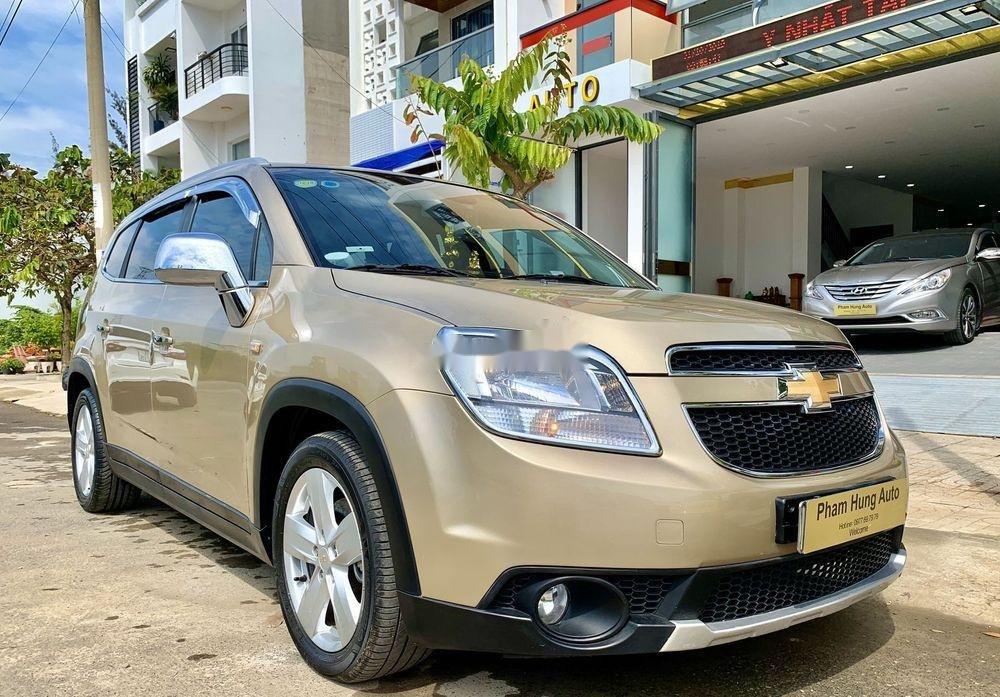 Bán Chevrolet Orlando sản xuất 2012, nhập khẩu, số tự động (7)