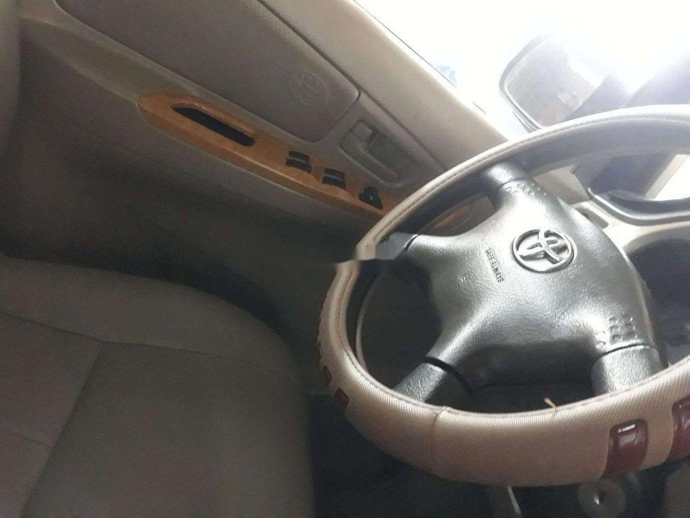Cần bán gấp Toyota Innova đời 2008, màu bạc chính chủ (7)