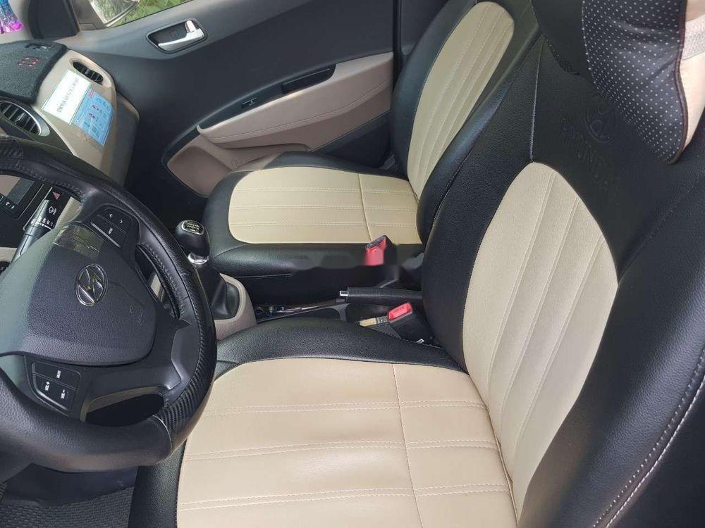 Bán xe Hyundai Grand i10 năm 2017, màu nâu, giá cạnh tranh (3)