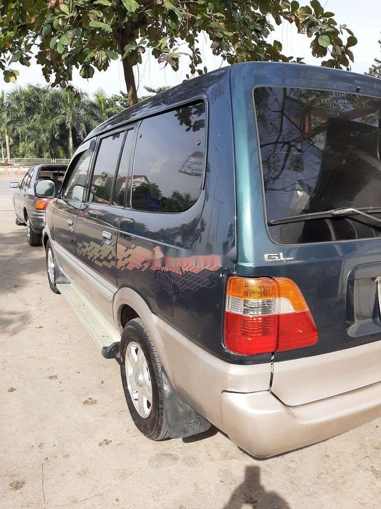 Cần bán lại xe Toyota Zace năm sản xuất 2005, giá tốt (5)