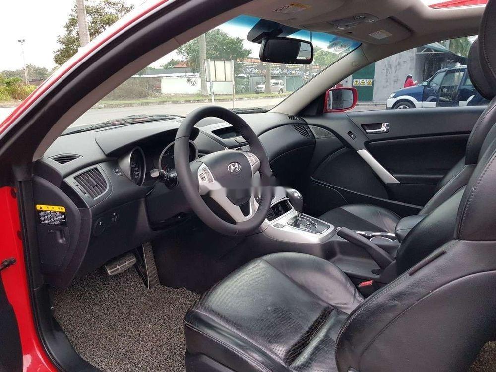 Bán ô tô Hyundai Genesis đời 2009, màu đỏ, xe nhập chính hãng (4)