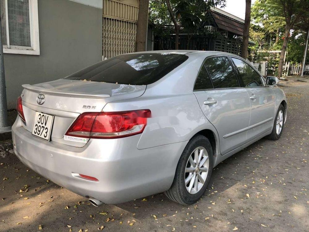Bán xe Toyota Camry 2009, màu bạc, nhập khẩu xe gia đình (4)