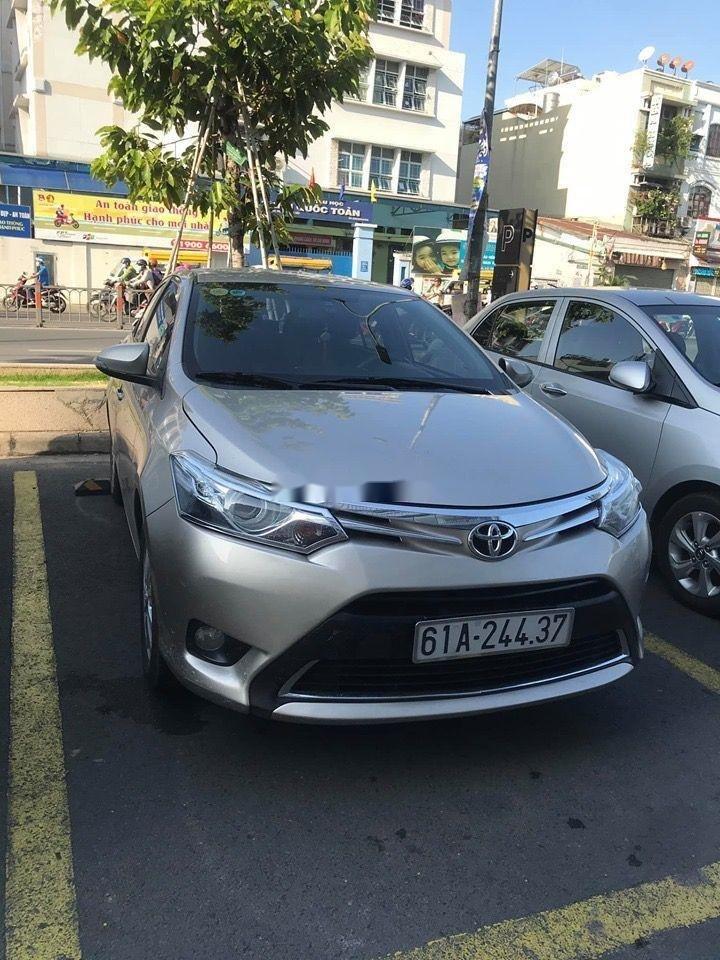 Bán Toyota Vios 2015 số tự động (1)