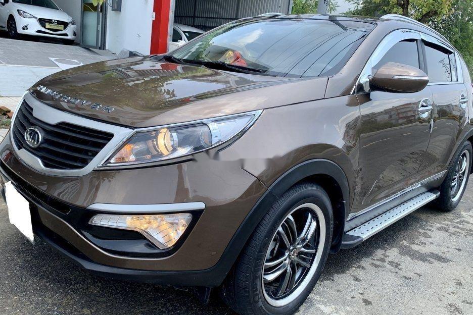 Bán Kia Sportage đời 2010, màu nâu, nhập khẩu còn mới, giá tốt (2)