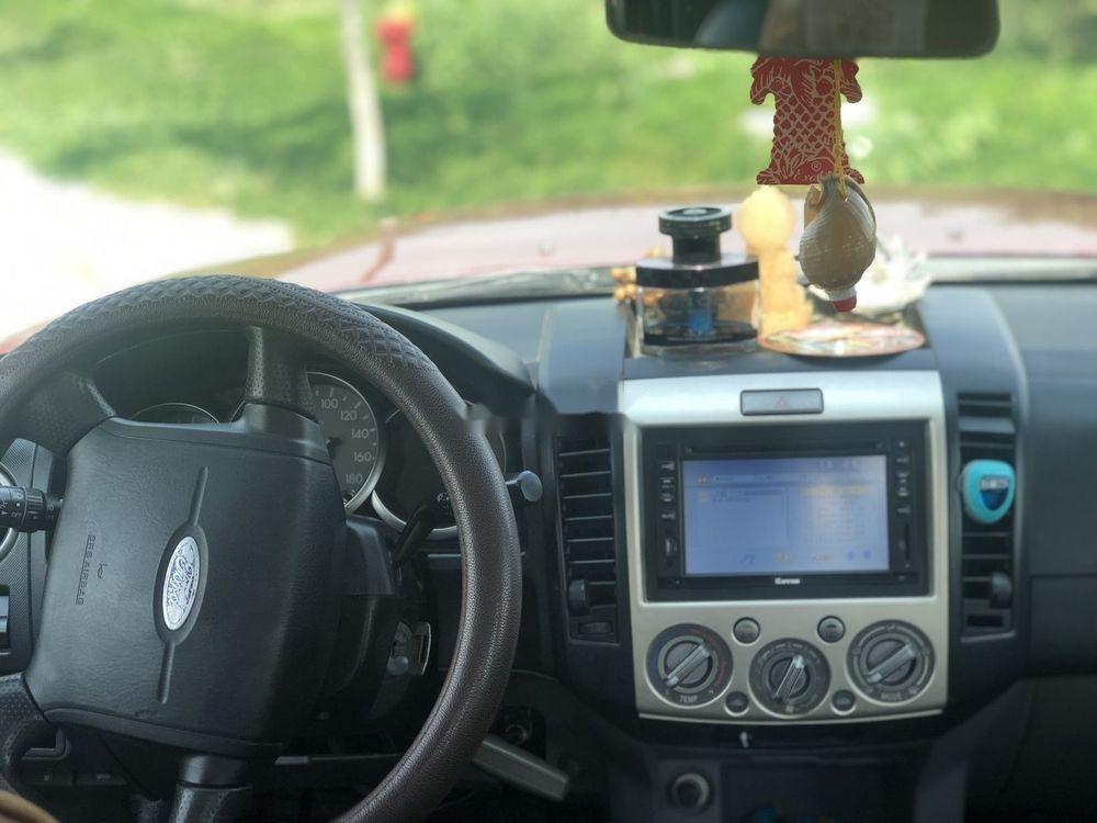 Bán Ford Ranger năm sản xuất 2007, màu đỏ, xe nhập, giá tốt (4)