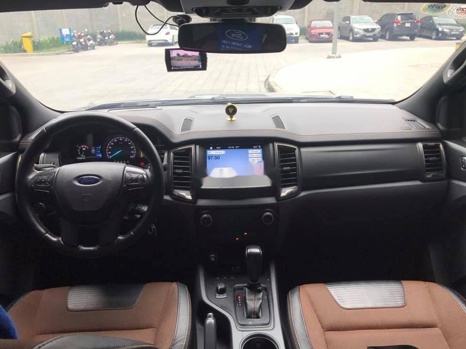 Bán xe Ford Ranger năm 2018, màu xám, nhập khẩu, xe gia đình, 769 triệu (4)