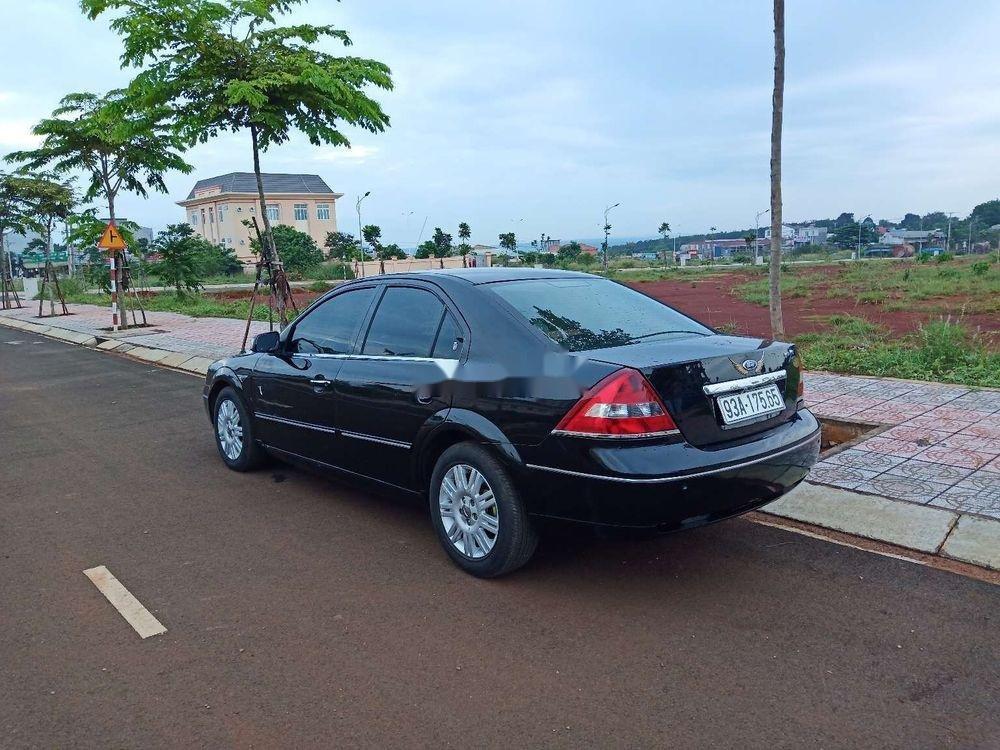 Bán ô tô Ford Mondeo V6 năm 2003, màu đen, nhập khẩu số tự động (2)