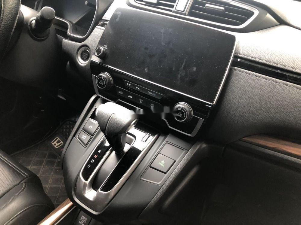 Bán Honda CR V 2018, màu đen, nhập khẩu nguyên chiếc (5)