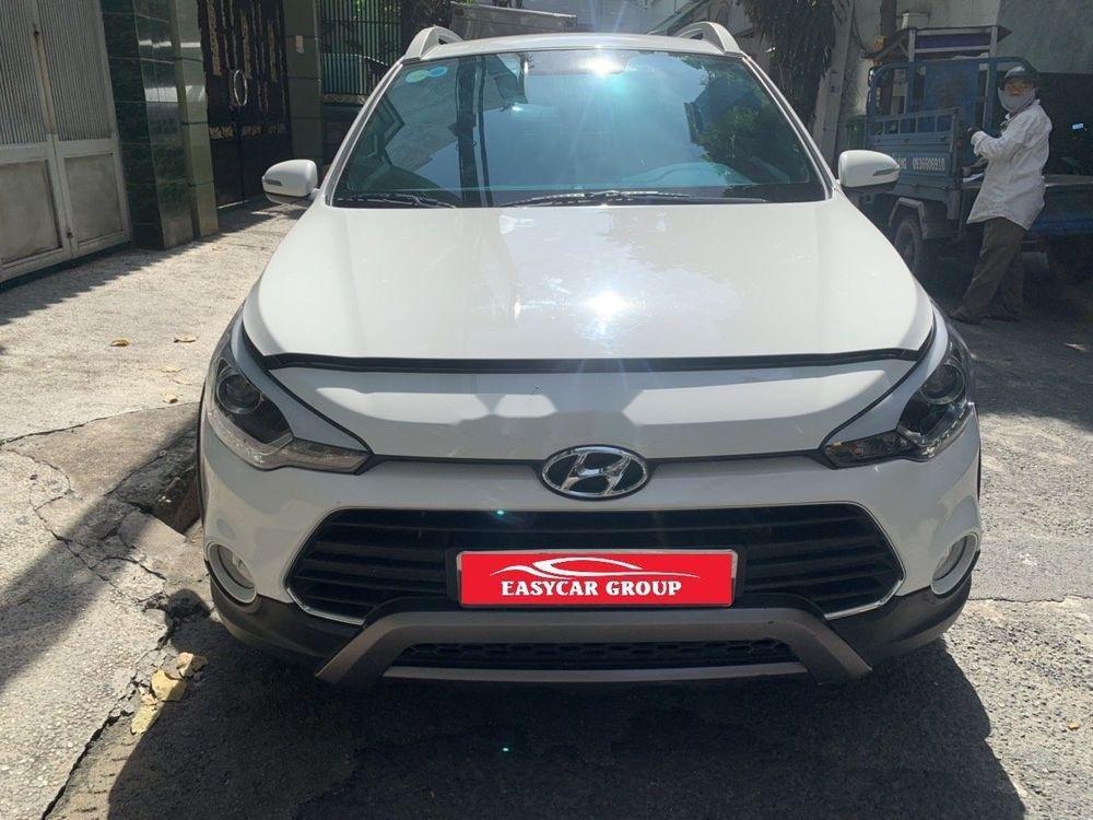 Bán xe Hyundai i20 2016, màu trắng, nhập khẩu (1)