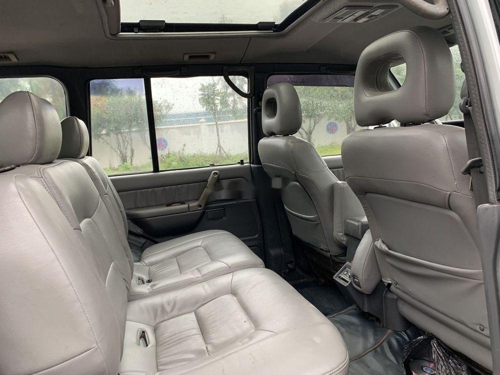 Bán Mitsubishi Pajero AT năm 2001 số tự động giá cạnh tranh (6)