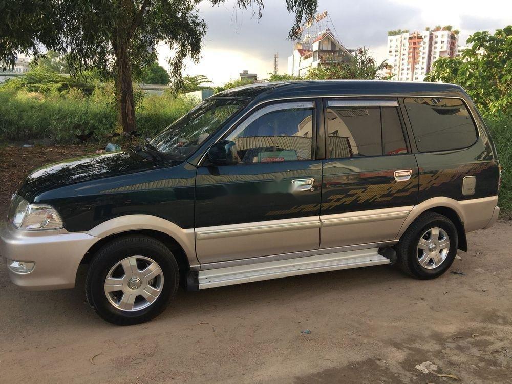 Cần bán xe Toyota Zace đời 2005 giá cạnh tranh (1)