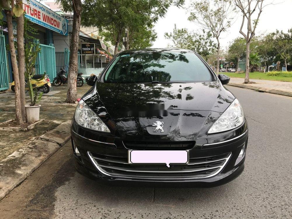 Bán xe Peugeot 408 2014, màu đen xe gia đình, giá 460tr (1)