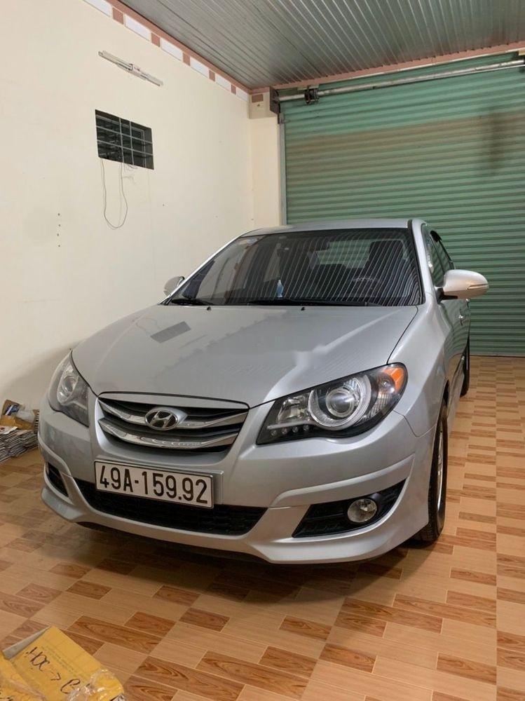 Bán Hyundai Avante năm 2014, màu bạc (1)