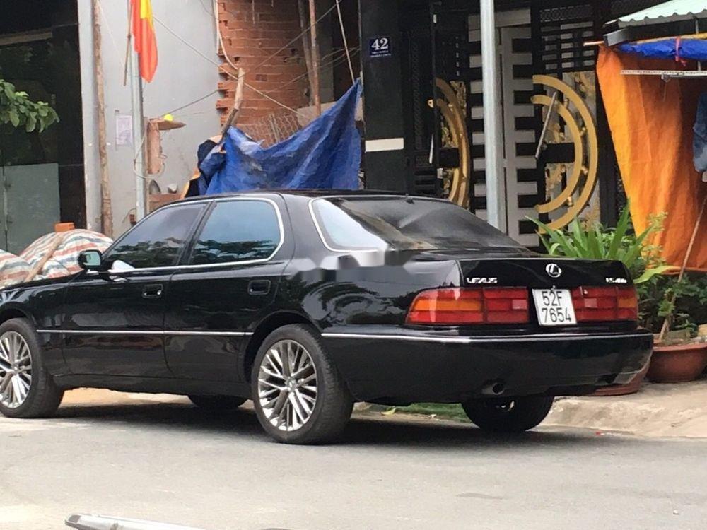 Bán Lexus LS 400 năm 1994, màu đen, nhập khẩu (1)