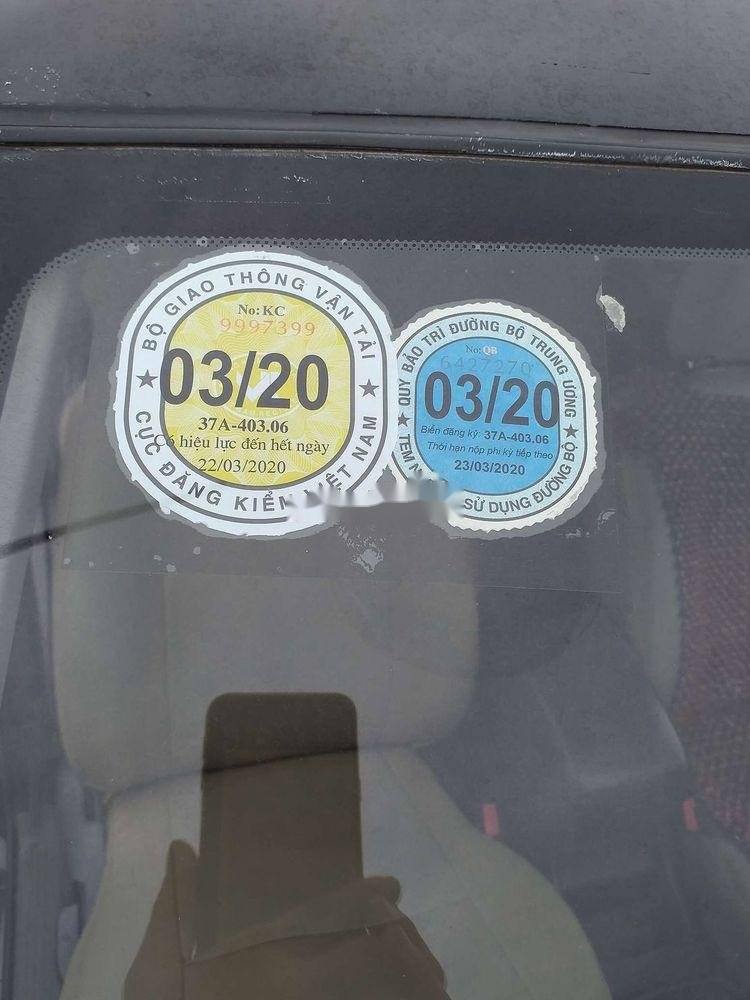 Cần bán lại xe cũ Ford Everest năm 2005, màu đen, 238 triệu (8)