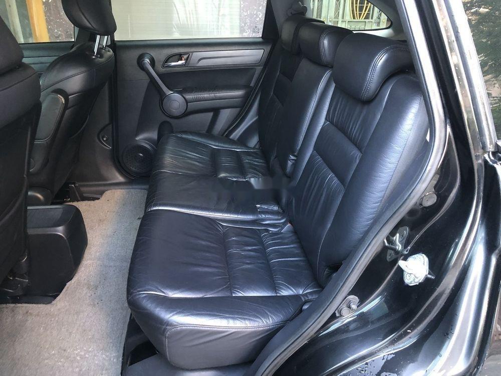 Bán Honda CR V đời 2009, màu đen (9)