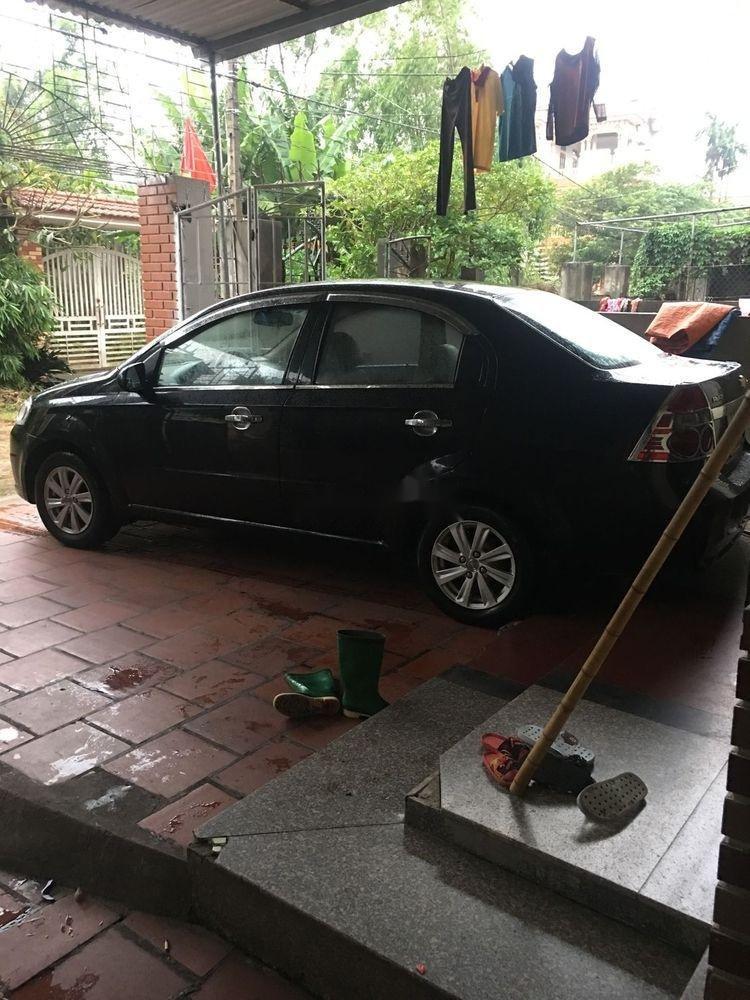 Bán Chevrolet Aveo sản xuất 2011, màu đen số sàn (2)