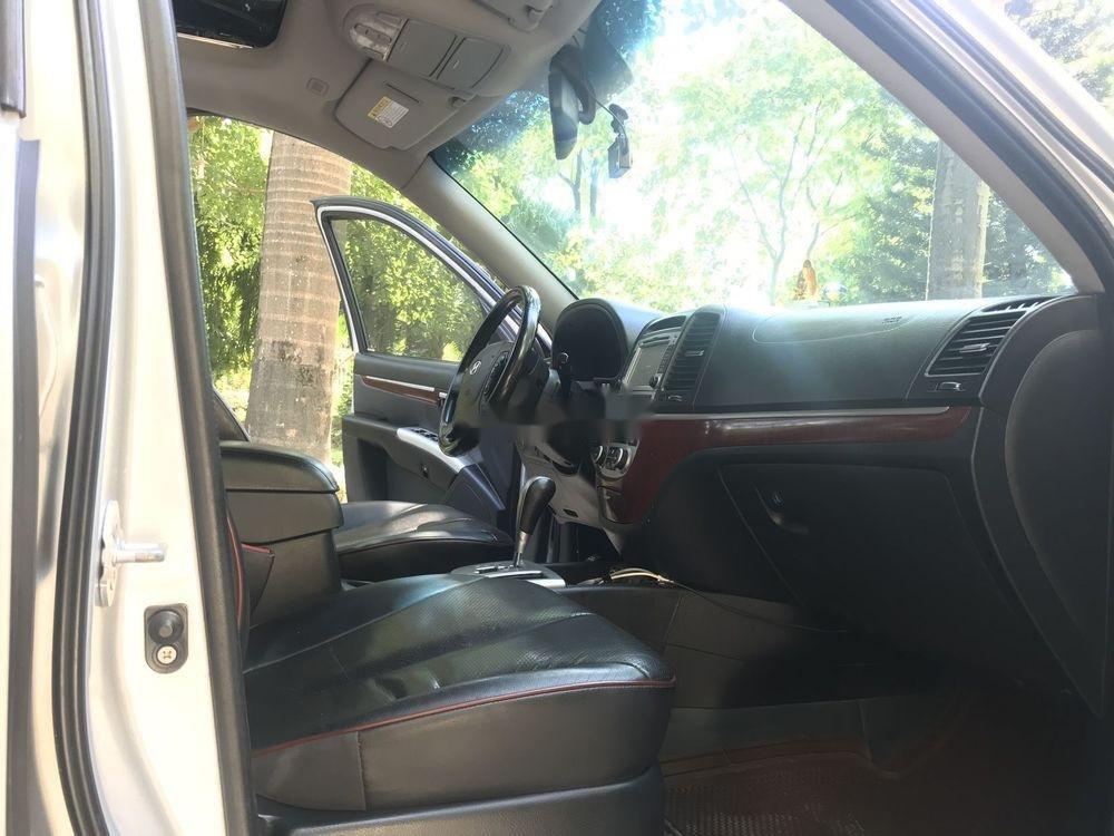 Cần bán Hyundai Santa Fe đời 2007, màu bạc, nhập khẩu chính hãng (7)