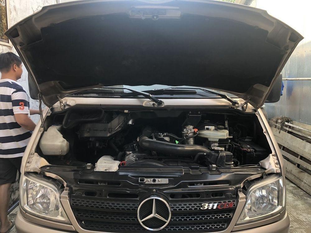 Cần bán xe Mercedes Sprinter đời 2011, màu bạc, xe nhập, 340tr (3)