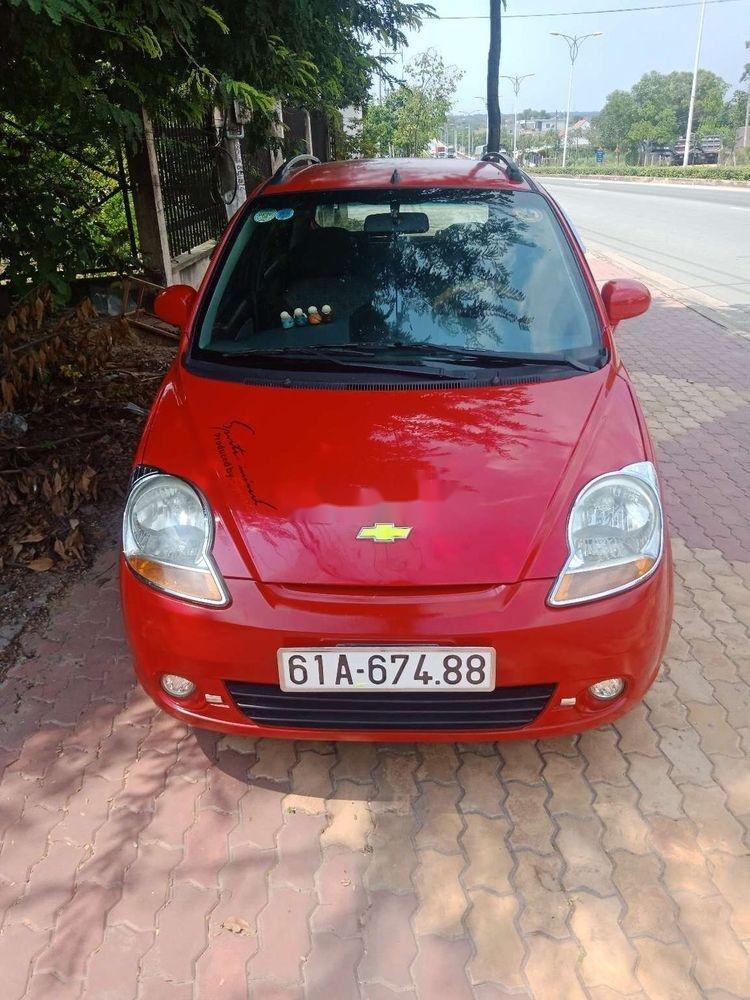 Cần bán xe Chevrolet Spark Bán 2009 xe chính chủ năm sản xuất 2009, xe nguyên bản (2)