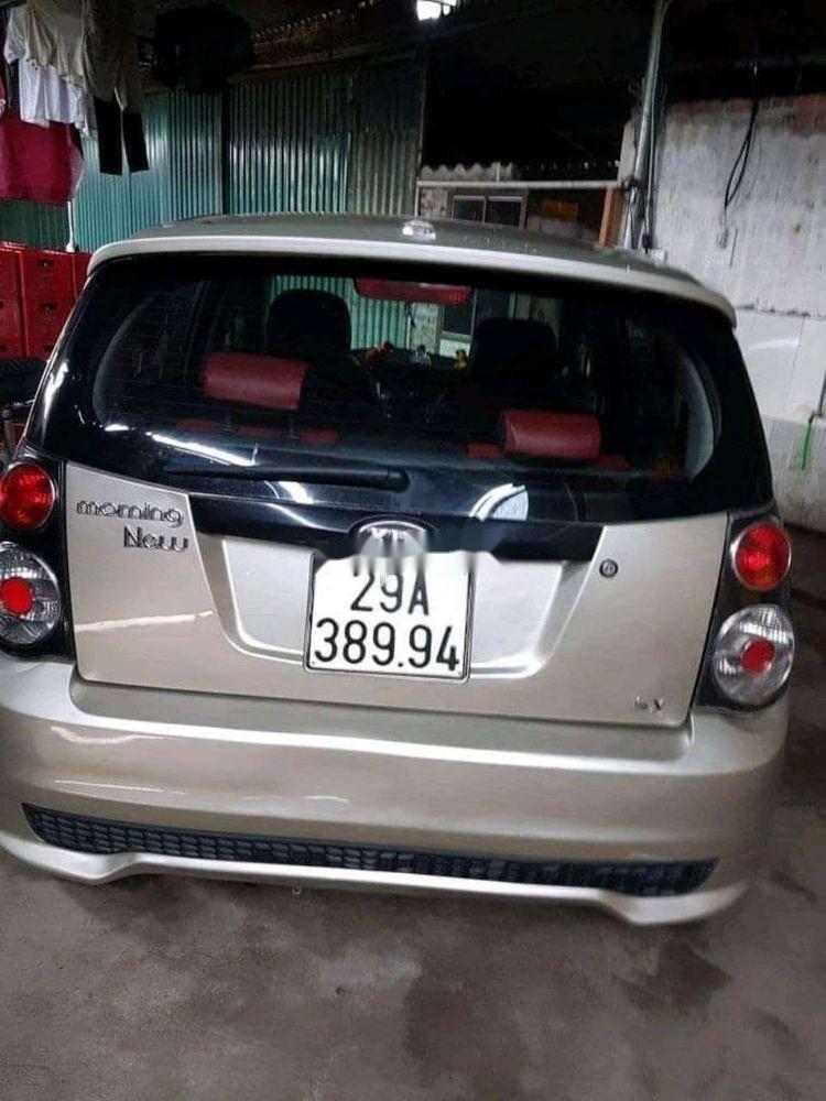 Cần bán xe Kia Morning đời 2011 xe gia đình (4)